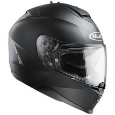HJC IS17 Helmet Matt Black