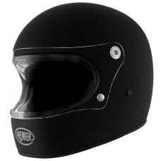 Premier Trophy Helmet Matt Black