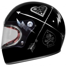 Premier Trophy NX Helmet Silver