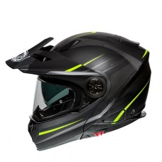 Premier X-Trail Modular Y Helmet Blk/Neon