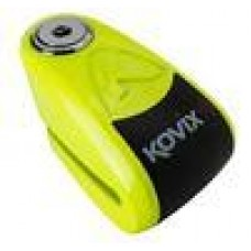 Kovix Alarmed Disc Lock 6mm Flou Green