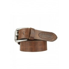 Oily Rag Clothing Belt In Rust Brown