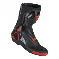 Dainese Course D1 Out Boot Black/Red-Flou