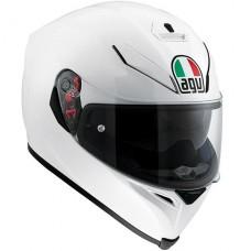 AGV K5 Helmet Solid White