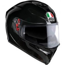 AGV K5 Helmet Solid Black