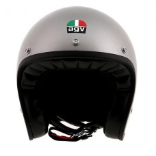AGV X70 Mono Open Face Helmet Matt Light Grey