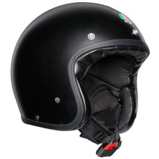 AGV X70 Mono Open Face Helmet Matt Black
