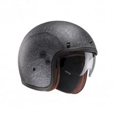 HJC FG70S Open Face Helmet Vintage Grey
