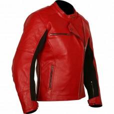 Weise Ladies Chicago Jacket Red