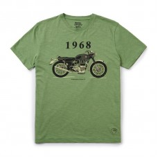 Royal Enfield Interceptor T-Shirt Green