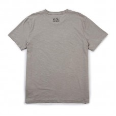 Royal Enfield Interceptor T Shirt Grey
