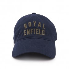 Royal Enfield Baseball Cap Navy