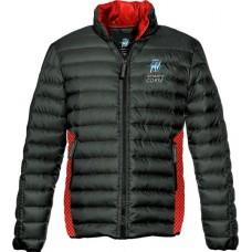 MV Agusta Padded Jacket Grey/Red