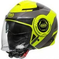 Premier Cool Open Face Helmet Flou S