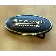 Brough Superior Belt Buckle
