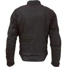 Merlin Perton Wax Jacket Black M
