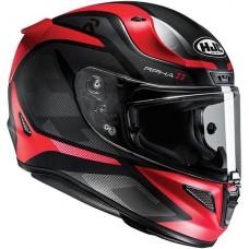 HJCRPHA11 Helmet Deroka Red Lge