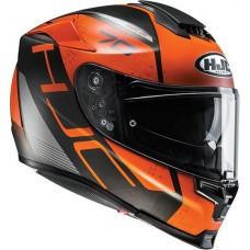 HJC RPHA70 Helmet Vias Orange